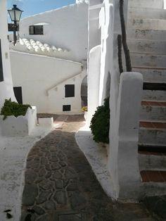 Binibeca. Menorca
