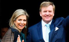 Dutch Royals attend New Year Reception 2016