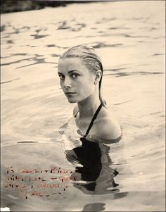 Grace Kelly...