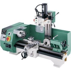 Grizzly G0516 Combo Lathe w/ Milling Attachment image | $1,575.00