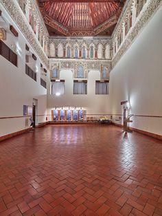 En estas salas este fin de semana habrá píldoras, píldoras musicales... Más en: http://museosefardi.mcu.es/Actividades/Conciertos.html
