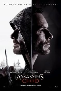 Asasini davananqe - Zudiku brolija - Кредо убийцы - Asasinov nazor - Suikastçinin inanci - Assassin's Creed: The IMAX Experience - Assassin...