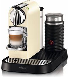 NESPRESSO Magimix Nespresso Citiz coffee & milk machine cream