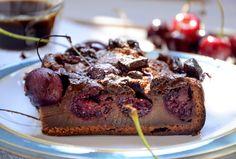 maja skorupska: A na śniadanie clafoutis z czereśniami
