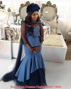 Image result for seshoeshoe productions Wedding Dresses South Africa, African Traditional Wedding Dress, Africa Dress, African Design, African Fashion, Designer Dresses, Africans, Dress Designs, Clothes
