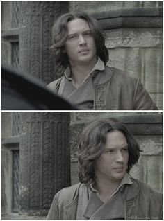 tom as heathcliff in 'wuthering heights'