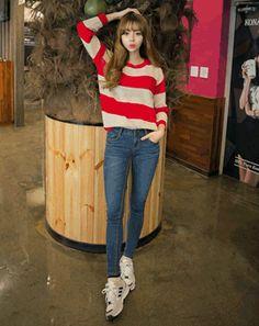베스트 상품 50 페이지 Korean Online Shopping, Korean Dress, Korean Women, Korean Fashion, Fashion Women, Dresses, Style, K Fashion, Women's Work Fashion
