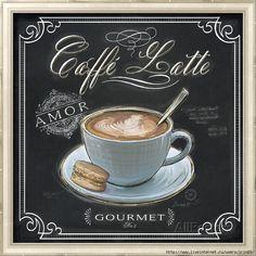 Caffé Latte / Chad Barrett
