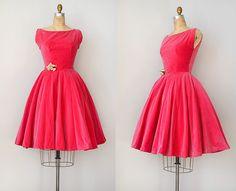 perfect velvet vintage dress