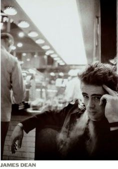 James Dean... literally the love of my life.