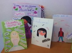 Cornici aggettivi qualificativi Ice Breakers, Learning, Cover, Books, 3, School Ideas, Libros, Icebreakers, Studying