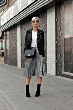 0429cda60802 How to rock the metallic fashion trend this season Metal Fashion