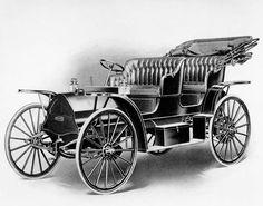 1912 Chase High Wheeler
