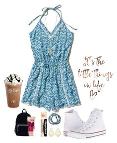 """""""100 Followers! // Join my Taglist"""" by tessabear-prepster ❤ liked on Polyvore featuring Hollister Co., Converse, Kendra Scott, Chapstick, Herschel Supply Co. and By Emily"""
