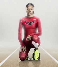 Sweet new Team USA track uniforms with