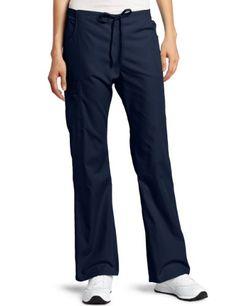 Dickies Scrubs Women's Mid-Rise Drawstring Cargo Pant, Navy Blue, Medium Dickies http://www.amazon.com/dp/B001A8ZBKA/ref=cm_sw_r_pi_dp_awz8wb0WHGT92