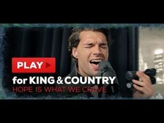 """EXCLUSIVE in the Air1 Lounge - for King & Country """"Hope Is What We Crave"""" Live"""