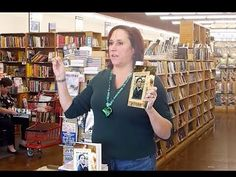 """See YouTube video of Janet Kuypers' March 2018 Book Release Reading 3/7/18, where she read from the cc&d 3/18 book """"The False Portrait"""", with her haiku poem """"escape"""", then her """"Finding Peace"""" performance art poems """"Protecting Peace can Put you in Prison"""" """"Really Physically Heal (2017 edit)"""", """"Keeping the Peace and Coming to Peace"""" and """"On a High Horse Like This"""" in Community Poetry @ Half Price Books (this video was filmed from a Panasonic Lumix T56 camera). Thom Woodruff also read book…"""