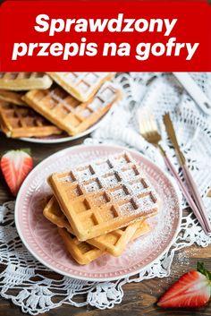 Nutella, Waffles, Cooking Recipes, Bread, Breakfast, Food, Kitchen, Polish Recipes, Morning Coffee