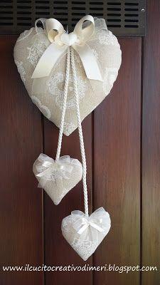 51 Valentine's Day Decoration Ideas – Valentine's Day Decoration – Valentine's Day … Valentines Day History, Valentines Day Funny, Valentine Crafts, Walmart Valentines, Fabric Hearts, Fabric Flowers, Sewing Crafts, Sewing Projects, Crochet Decoration