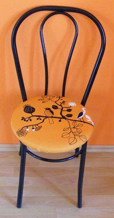 szék kárpitozása