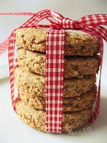 Keksz Blog: A legremekebb omlós zabpelyhes keksz Bors, Sweet Cakes, Biscotti, Paleo, Food And Drink, Gluten Free, Sweets, Healthy Recipes, Snacks