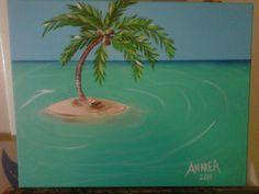 Single Palm Isle