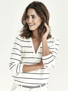 camisas de malha femininas modernas - Pesquisa Google