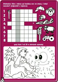 Indoor Activities For Kids, Diagram, Dots, School, Crossword, Puzzle, Album, Archive, Stitches