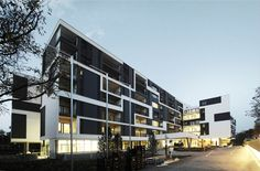 Residential and Nursing Home Simmering / Josef Weichenberger Architects + Partner