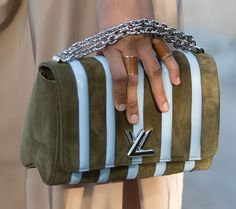 Check Out Louis Vuitton's Brand New Cruise 2016 Bags, Straight from the Runway
