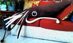 Giant Squid Plushie