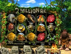 2 million B.C free #slot_machine #game presented by www.megajackpot.com - World's biggest source of #free_slots where you can play slots for fun, free of charge, instantly online (no download or registration required) . So, spin some reels at Megajackpot! 2 million B.C slots direct link: https://www.megajackpot.com/games/2millionbc/