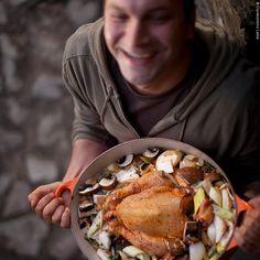 Homestyle village cooking yum! #food #travel #portugal Episódio 7 - Aldeias do Xisto / Fotos / Papa-Quilómetros