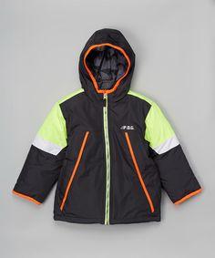 548de0786a73 Boys winter coats green