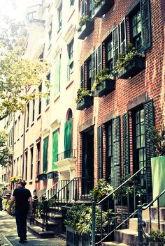 Greenwich Village #nyc