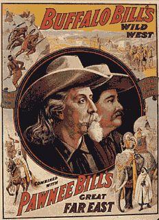 Buffalo Bill and Pawnee Bill