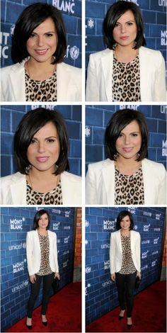 I love Lana's hair!
