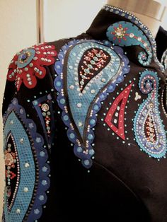 Lasting Impressions Show Apparel, unique and custom show clothes for english and western riders.
