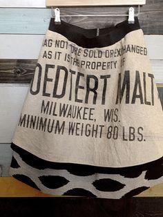 REMIorangyporangy Vintage-Remix skirt 2012X-77 by orangyporangy, via Flickr