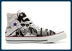 95eae2aa79525 Converse All Star personalisierte Schuhe (Handwerk Produkt) Al Pacino -  size EU46 - Sneakers