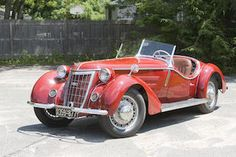 Bonhams : Preserving the Automobile: An Auction at Simeone Foundation Automotive Museum 1936 Wanderer W25 K