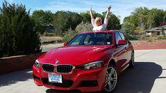 Congratulations Renee Y.! Driving to success with your #Ldara Luxury Car Bonus! #ldarabonus #creatinghappiness