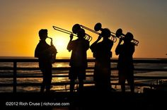 would love it if we could get any band or singer to play in the sunset for us....