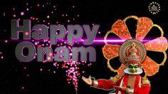 Onam, Wishes, Greetings, Images, Animation, Whatsapp, Videos, 2016, Happ...