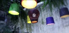 Video pelo para a revista Casa e Jardim - Cestos viram luminárias