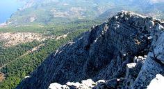Mt. Akramitis, Rhodes