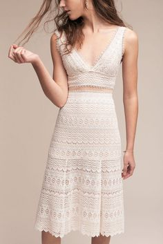 Anais Dress by BHLDN