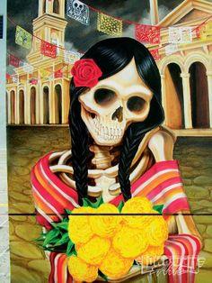 """""""Dia De Los Muertos"""""""