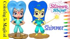 Come up close while I color the adorable twin sister Shine from Nick Jr's Shimmer and Shine (toy is from My Busy Books). This Shimmer and Shine coloring video is great for preschoolers and everyone who enjoys watching digital coloring videos. Nickelodeon Videos, My Busy Books, Nick Jr, Shimmer N Shine, Twin Sisters, Coloring Pages, Preschool, Digital, Toys